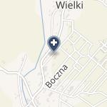"""""""Megamed"""" - Oddział w Borkach na mapie"""
