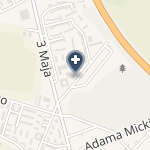 Centrum Zdrowia Otmęt na mapie