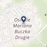 SPZOZ w Kędzierzynie-Koźlu na mapie