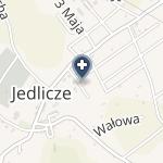 Samodzielny Publiczny Gminny ZOZ w Jedliczu na mapie
