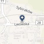 """NZOZ """"Specjalista"""" na mapie"""