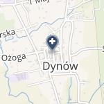 NZOZ Dynmed na mapie