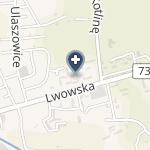 Indywidualna Praktyka Stomatologiczna Jarosław Borda-Sieczkowski na mapie