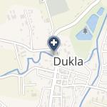 "NZOZ ""Medicus-Dukla"" na mapie"