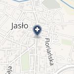 Gabinet Dentystyczny Jan Zawiliński na mapie