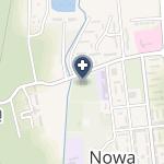 Szpital Powiatowy na mapie