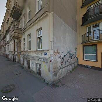Widok z ulicy ISPL Maria Jarlińska