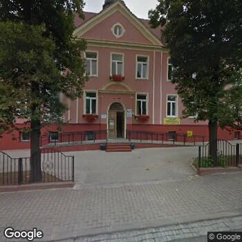 Widok z ulicy SPZOZ w Bolkowie
