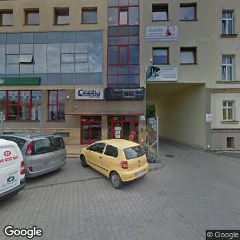 Widok z ulicy ISPL Ewa Szczepańska