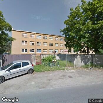 Widok z ulicy Hospicjium Bonifratrów im. św. Jana Bożego