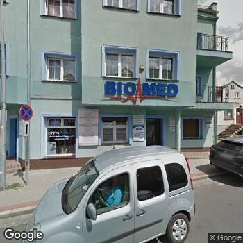 Zdjęcie budynku Centrum Specjalistyczne Biomed Borowscy