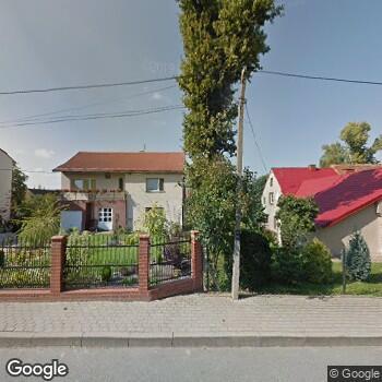 Widok z ulicy Agnieszka Foryś