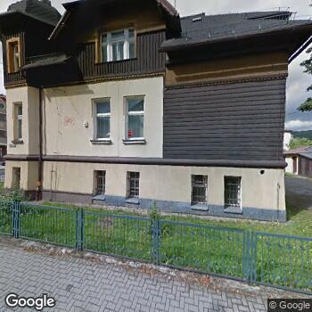 Widok z ulicy ISPL.Gabinet Ginekologiczny.W.Pieńkowski