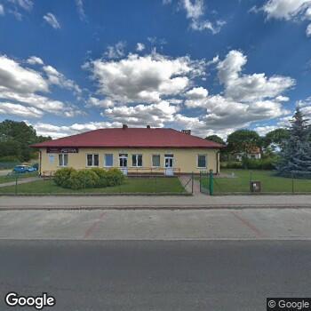 """Widok z ulicy Centrum Medyczne """"Astra"""" NZOZ"""