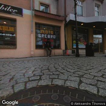 Widok z ulicy ISPL Jolanta Moralewicz