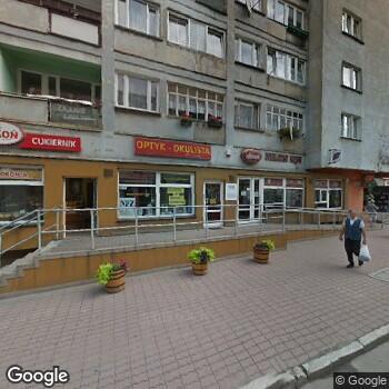 Widok z ulicy Przychodnia Rejonowa w Jaworze