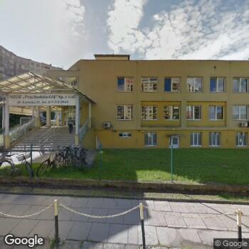 Widok z ulicy Gabinet Stomatologiczny - Małgorzata Dotzauer