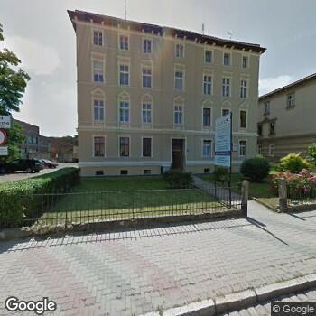 Widok z ulicy ISPL Marzena Janiec
