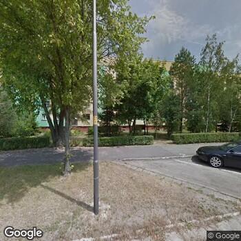 Widok z ulicy ISPL Elżbieta Klauzer-Chudziak