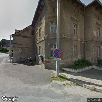 Widok z ulicy Prywatny Gabinet Stomatologiczny Wewiórska Małgorzata