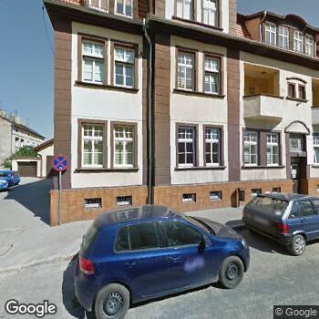 Widok z ulicy Prywatny Gabinet Stomatologiczny Jolanta Krzemień
