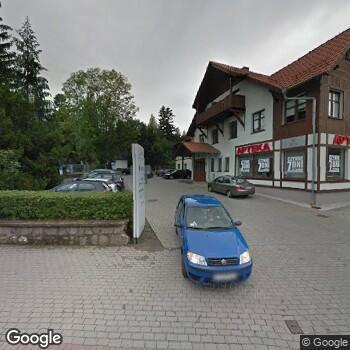 Widok z ulicy IPS Zbigniew Paterka