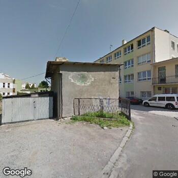Widok z ulicy IPL Zofia Sokalska-Biały