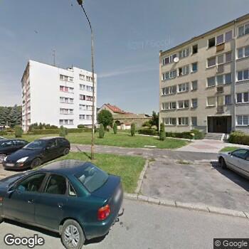 Widok z ulicy ISPL Małgorzata Żyłka