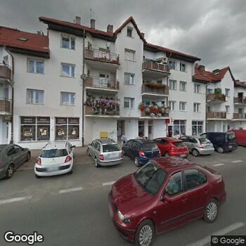 Widok z ulicy ISPL Barbara Wiącek