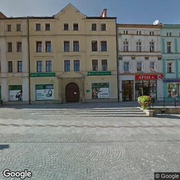 Widok z ulicy Centrum Medyczne N. Med