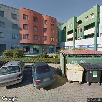 Widok z ulicy Lekarze Na Szwedzkiej