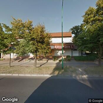 Widok z ulicy Praktyka Stomatologiczna Dariusz Przemysław Cisoń