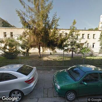 Widok z ulicy NZOZ Praktyka Lekarza Rodzinnego Elżbieta Gigiel
