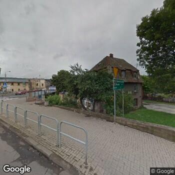 Widok z ulicy NZOZ Praktyka Lekarza Rodzinnego Janusz Kazimierski