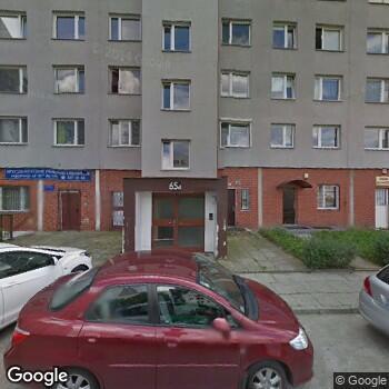 Widok z ulicy Praktyka Lekarska Iga Gilas - Mirkiewicz