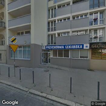 Widok z ulicy Praktyka Lekarska Leszek W. Pałka