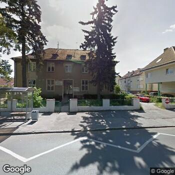 Widok z ulicy Praktyka Lekarza Rodzinnego Elżbieta Pawłowska
