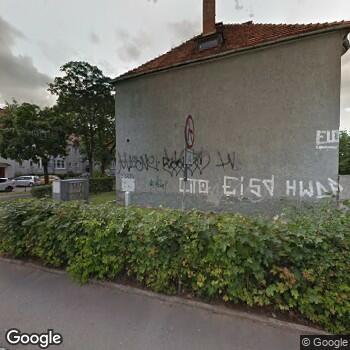 Widok z ulicy Praktyka Lekarza Rodzinnego Ewa Stocka-Błażejewska
