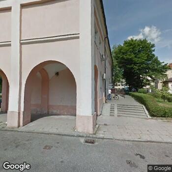 Widok z ulicy Przychodnia Lekarska Medica J. Dudycz, B. Nowak