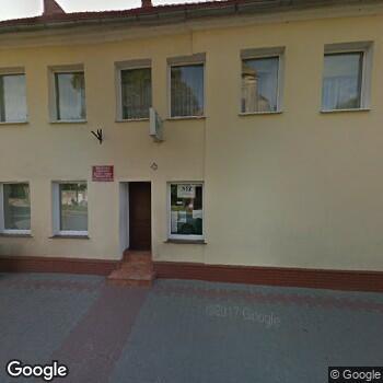 Widok z ulicy Szpzoz w Twardogórze