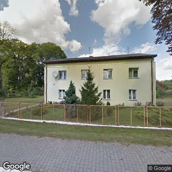 Widok z ulicy SPZOZ w Wińsku