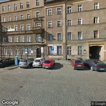 Widok z ulicy Prywatny Gabinet Stomatologiczny Maciej Paluch
