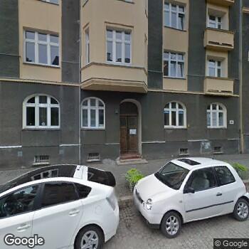 Widok z ulicy Bożena Sługocka IPP Rodzinnej