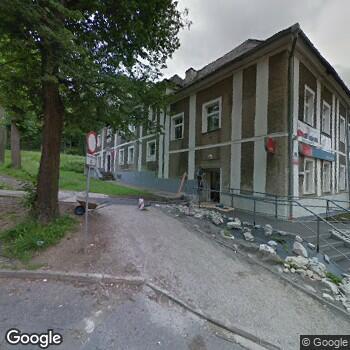 Widok z ulicy IPP w Zakresie Pielęgniarstwa Środowiskowego/rodzinnego Danuta Dyba