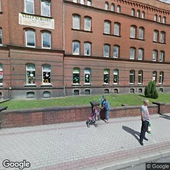 Widok z ulicy ISP Pielęgniarska Anna Ardeli