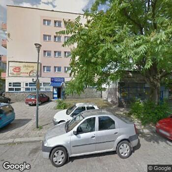 Widok z ulicy Pielęgniarka Dyplomowana Rodzinna Alicja Nowak