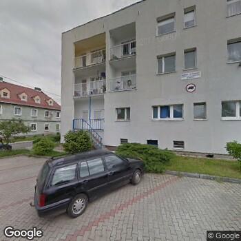 Widok z ulicy IPS Iwona Kułakowska