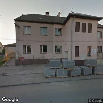 Widok z ulicy Agata Sławin