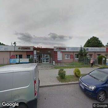 Widok z ulicy Anna Sykuła Indywidualna Praktyka Położnej, Szkoła Rodzenia