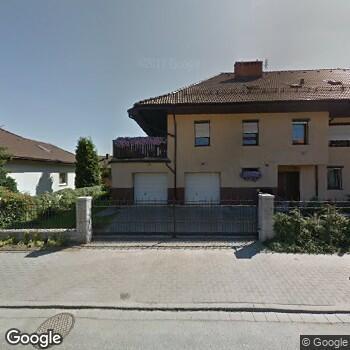 Widok z ulicy Przychodnia Lekarska Wencki Stanisław
